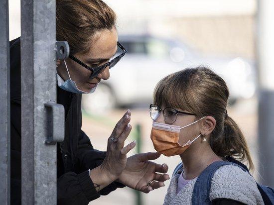 «Индийский» штамм коронавируса в Израиле ударил по детям