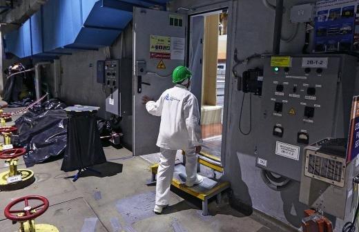 На Белоярской АЭС заменят украинские насосы на российские