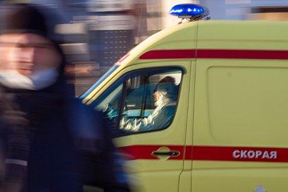 Машина Дмитрия Пескова попала в аварию с такси