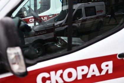 Обрушение крыши в российском спорткомлексе во время соревнований сняли на видео