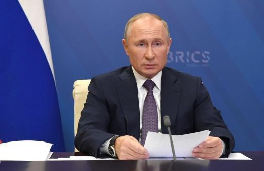 Путин подписал закон о госзащите борцов с терроризмом