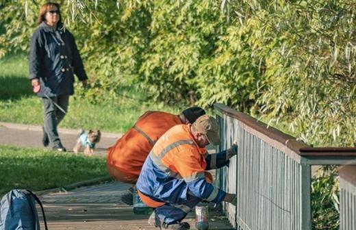 В Москве благоустроят семь участков бывших промзон