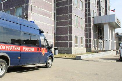 В российском городе взорвался ангар с резинотехническими изделиями