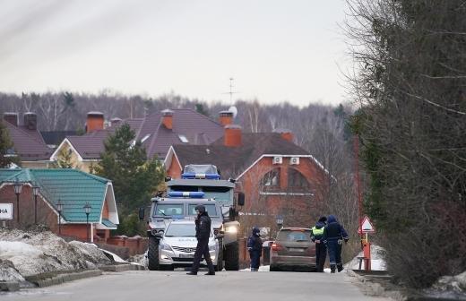 В Сети появились кадры последствий штурма дома Барданова