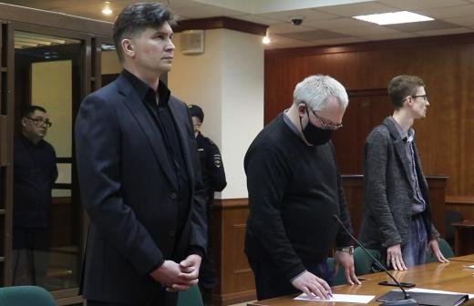 СК возбудил уголовное дело об убийстве мужчины в Петербурге