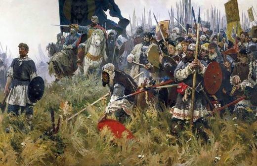 Путин распорядился отпраздновать в 2030 году 650-летие Куликовской битвы