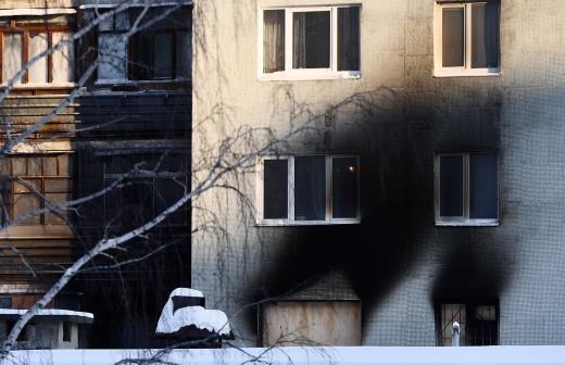 Уголовное дело возбуждено по факту пожара в «Невской мануфактуре»