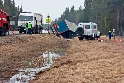 Россиянин на высокой скорости насмерть сбил двух рабочих и попал на видео