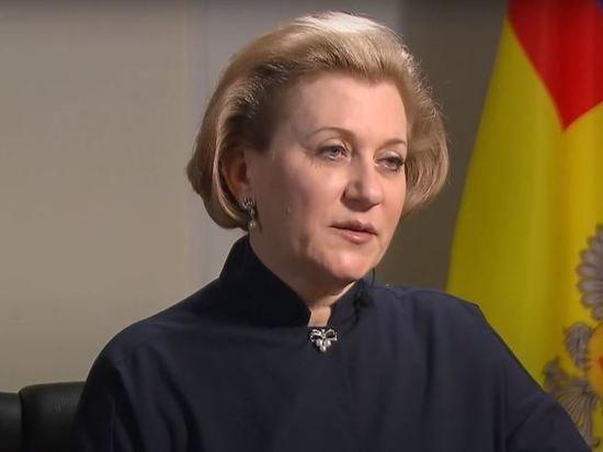 Глава Роспотребнадзора заявила о снижении смертности от COVID в России