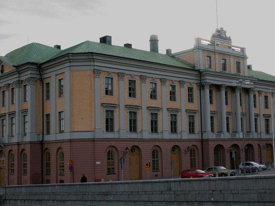 Посол РФ вызван в МИД Швеции