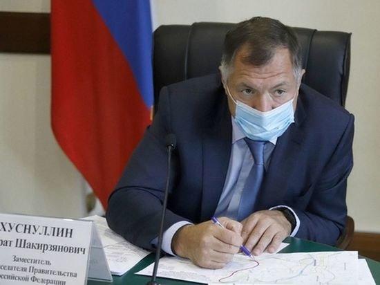 Предложение вице-премьера Хуснуллина объединить регионы говорит о кризисной ситуации