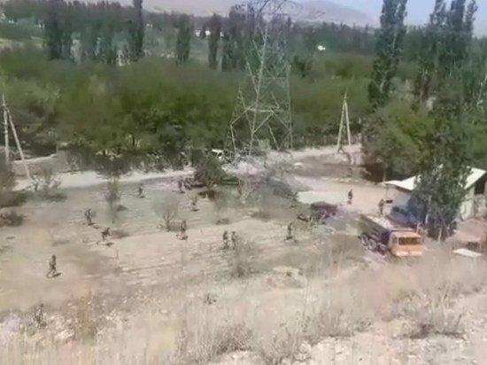 """""""Чем воевать - найдется"""": эксперт оценил потенциал таджикско-киргизского конфликта"""
