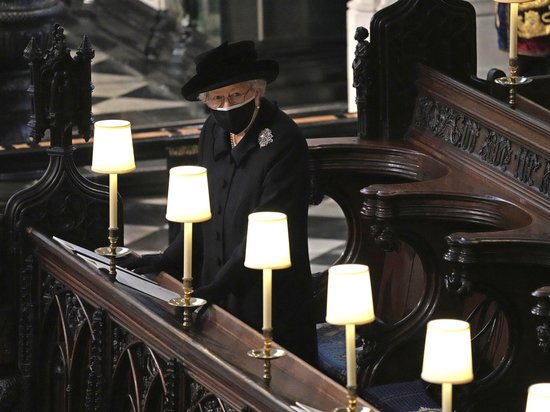 В поместье королевской семьи Великобритании проникли злоумышленники