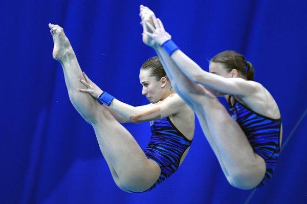 Тимошинина и Беляева упустили олимпийскую лицензию в прыжках в воду