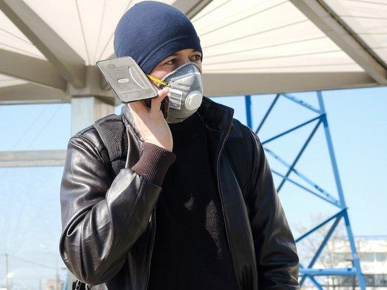 Число случаев коронавируса в России выросло на 8 697