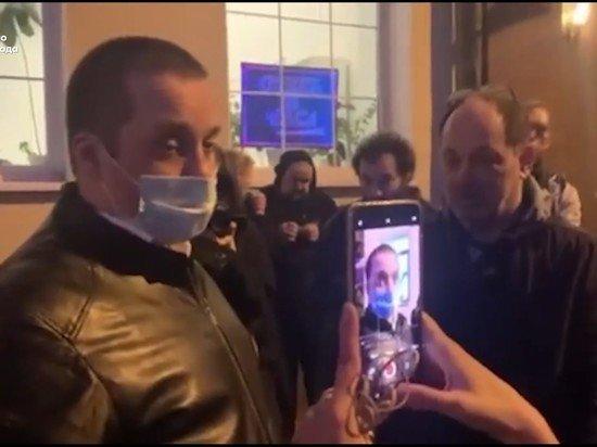 Силовики сорвали спектакль в «Театре.doc» о событиях в Белоруссии