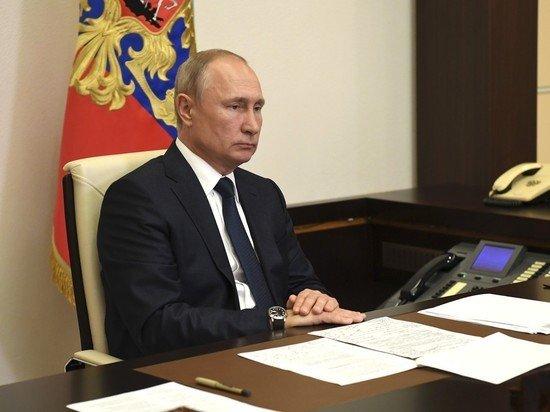 Путин поздравил россиян, отмечающих Светлое Христово Воскресение
