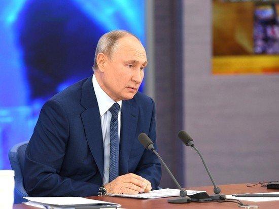 Путину доложат о разработке мер предупреждения распространения инфекций