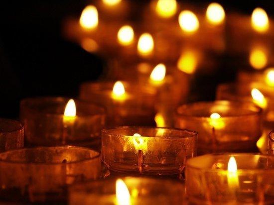 В Волгограде простились с погибшими в ДТП на Ставрополье детьми