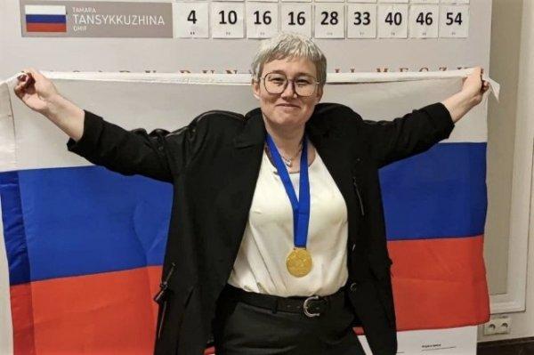 Тамара Тансыккужина: Я должна была выиграть