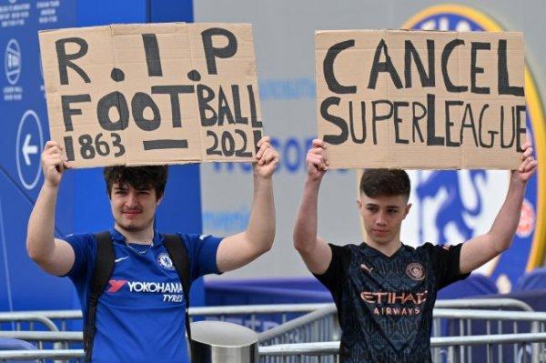АПЛ накажет клубы за вступление в Суперлигу