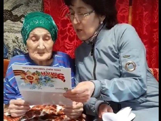 Ветерана оставили без подарка из-за неуплаченного