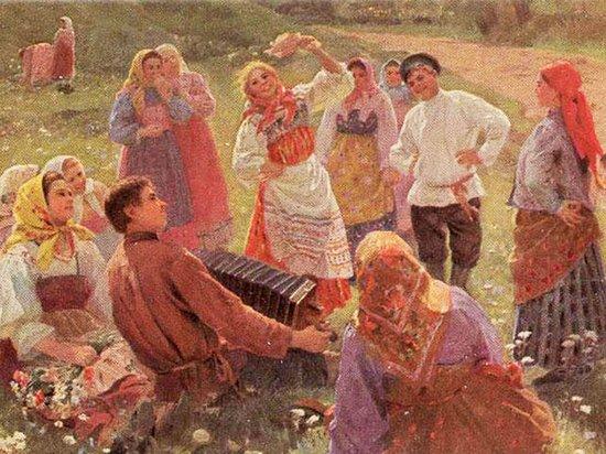 Священник раскрыл обычаи на Красную горку
