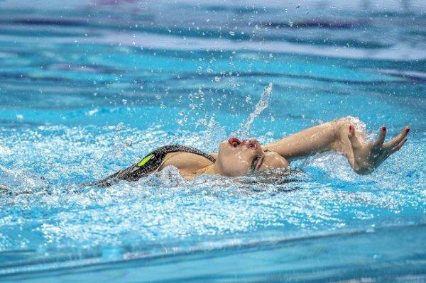 Синхронистка Субботина стала чемпионкой Европы в соло