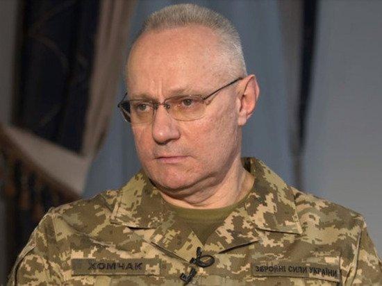 Главком ВСУ заявил о готовности применить силу против ВМФ России