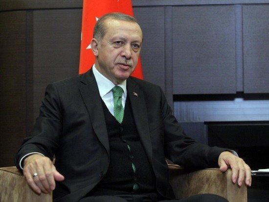 Эрдоган заявил о росте исламофобии в Европе