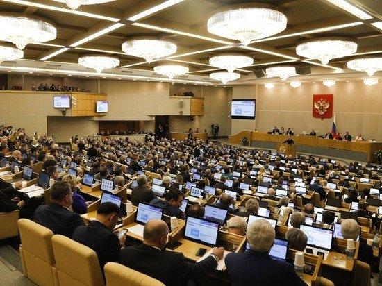В Госдуме объяснили внесение США и Чехии в список недружественных стран