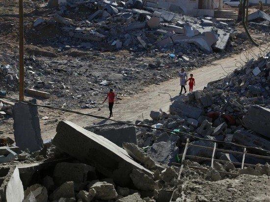 В Газе заявили о гибели 174 палестинцев из-за израильских ударов