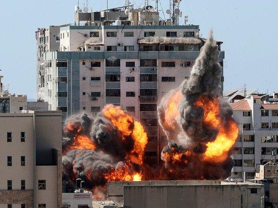 Нетаньяху пообещал бомбить боевиков «сколько потребуется»: жертвами обстрелов становятся дети