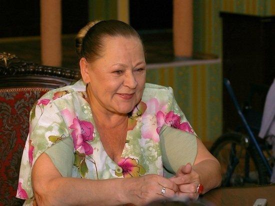 Раиса Рязанова призналась в романе с женатым мужчиной