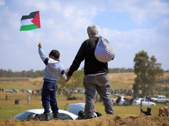 В ХАМАС заявили, что перемирие в Газе возможно только на условиях Палестины