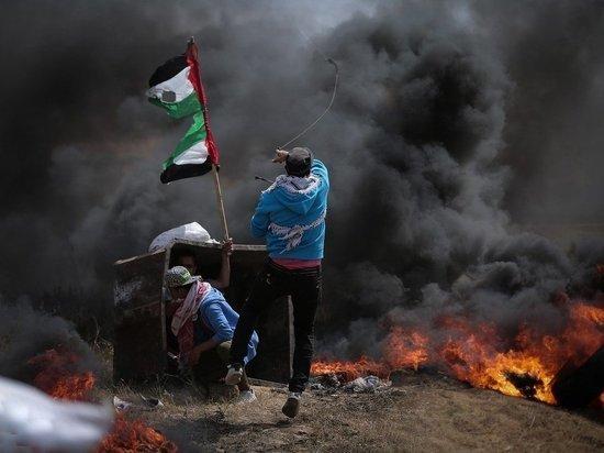 Глава МИД Палестины назвал Израиль