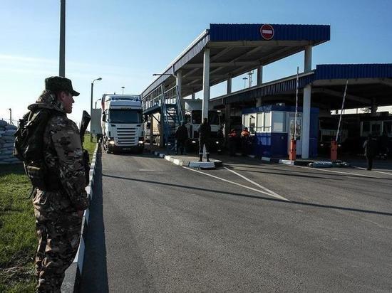 Украина намерена перестать штрафовать за пересечение границы ЛДНР