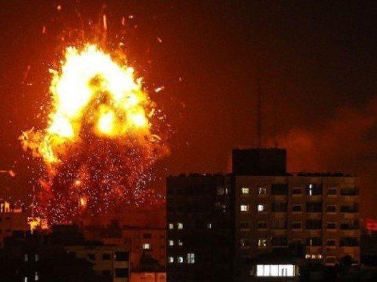 Израиль: из сектора Газа выпустили около 3,7 тысяч ракет