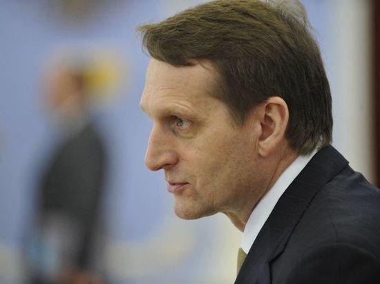 Глава СВР обвинил Великобританию в политике конфронтации с Россией