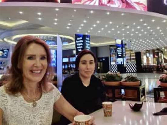 Пропавшая арабская принцесса Латифа нашлась на фото в Инстаграм