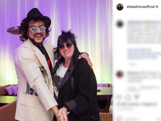 Алла Духова рассказала, почему Киркоров забрал дочь из ее студии