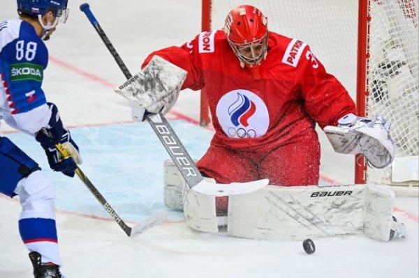 Брагин посетовал на расхлябанность игроков сборной в матче против Словакии