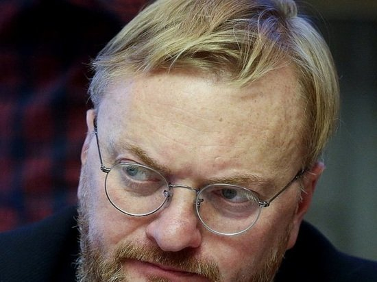 TikTok заблокировал аккаунт Милонова