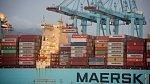 Контейнерный перевозчик «Маэрск» запустил грузы через Россию в обход Суэцкого канала