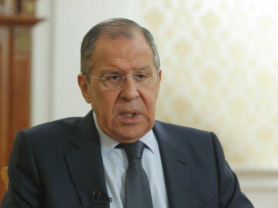 Лавров оценил подготовку к возможному отключению России от SWIFT