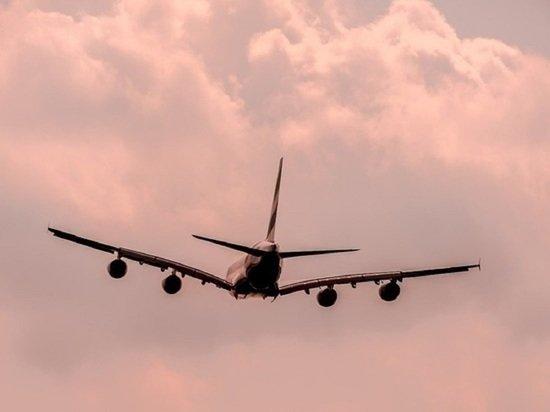 Air France вновь отложила рейс в Москву