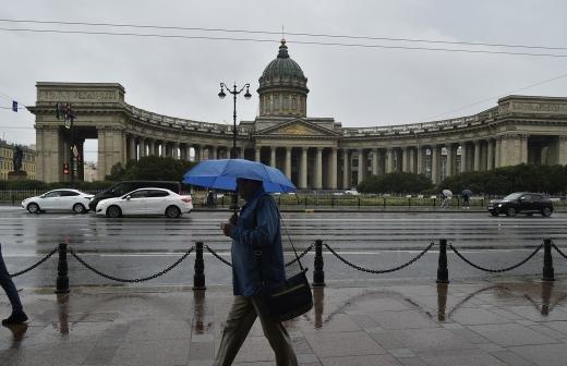 Апрель в Москве вошел в пятерку самых дождливых с 1879 года