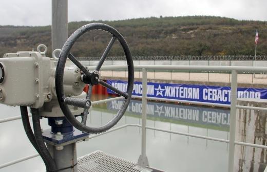 Водохранилища Крыма в апреле пополнились из-за осадков и таяния снега