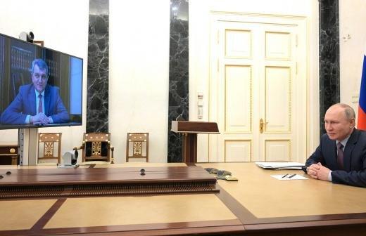 Тетенькин назначен замминистра природных ресурсов и экологии России