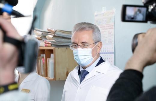 В Москве задержали бывшего вице-губернатора Мордовии Меркушкина